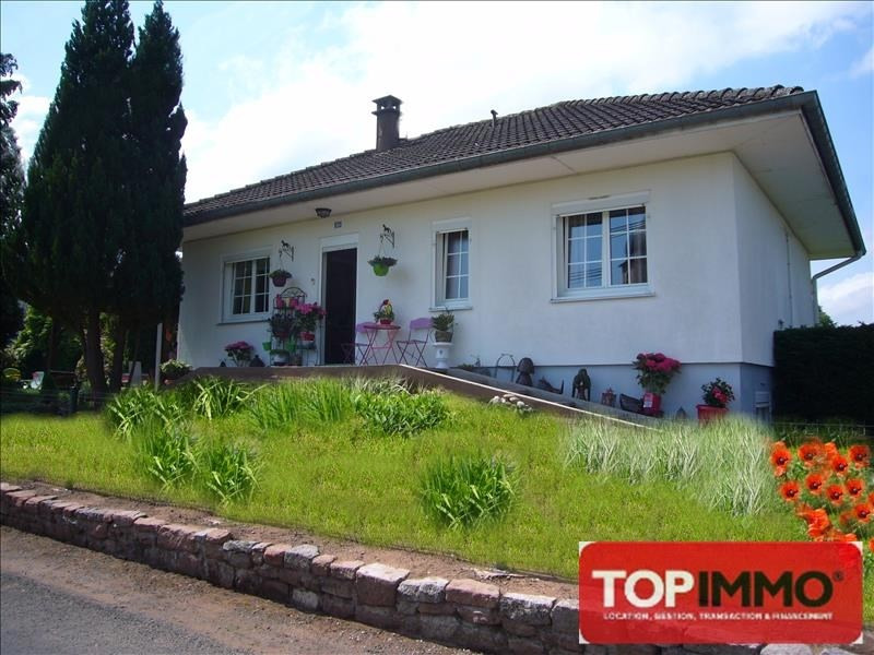 Vente maison / villa St die 148 000€ - Photo 1