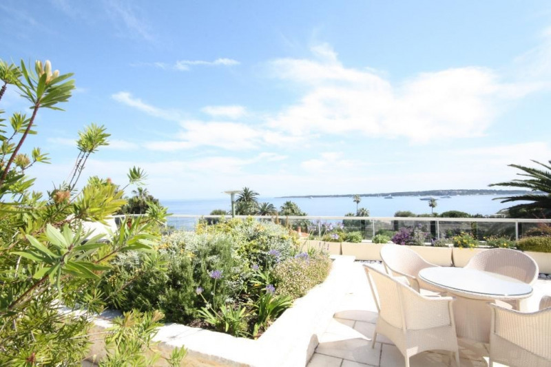 Deluxe sale apartment Cannes 1990000€ - Picture 1