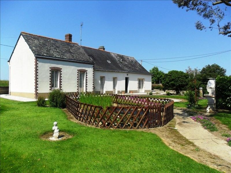 Vente maison / villa Combree 166600€ - Photo 1