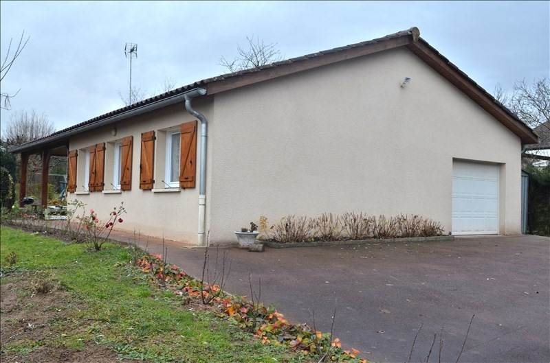 Vente maison / villa Tournus 157 000€ - Photo 1