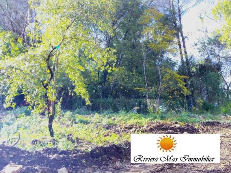 Terrain  de 2500 m² Roquefort-les-Pins par RIVIERA MAS IMMOBILIER