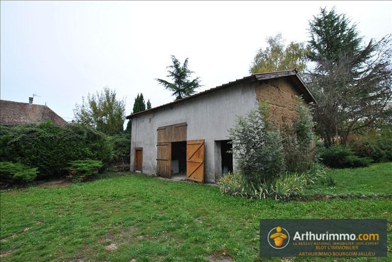 Vente maison / villa Dolomieu 195000€ - Photo 10