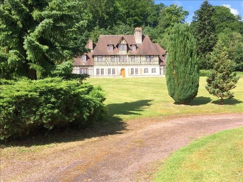 Deluxe sale house / villa Pont audemer 756000€ - Picture 1