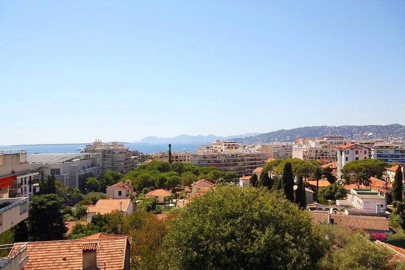 Sale apartment Juan-les-pins 795 000€ - Picture 1