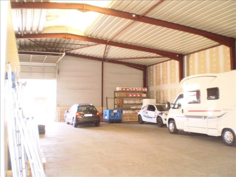 Location local commercial Auch 1380€ HT/HC - Photo 4