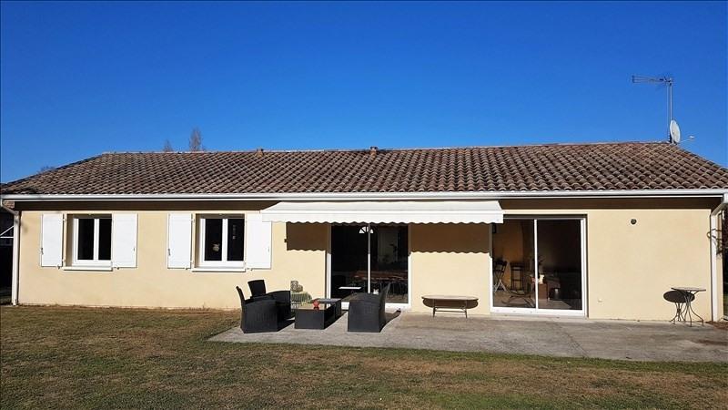Vente maison / villa St seurin sur l isle 195000€ - Photo 1