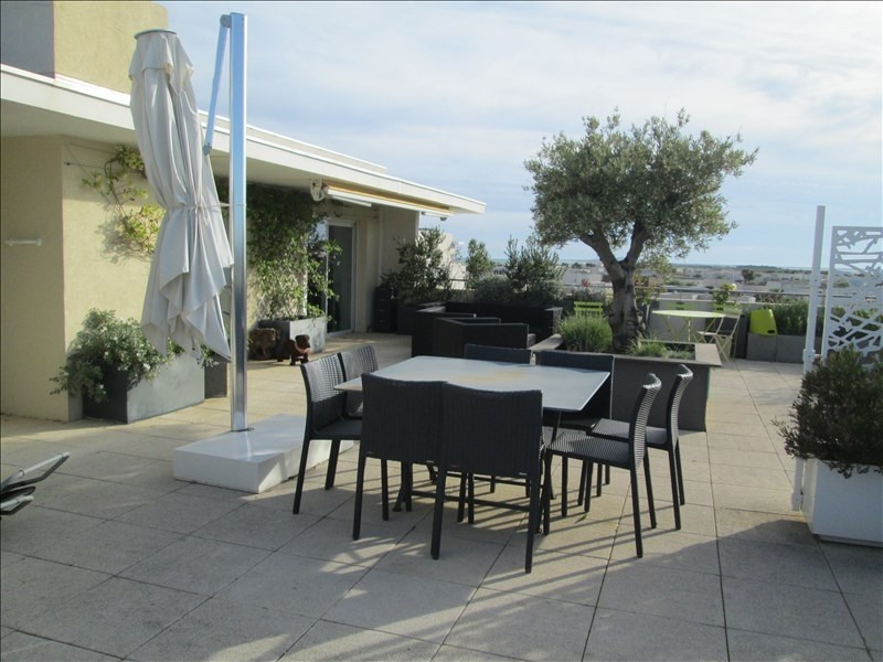 Vente de prestige appartement Sete 680 000€ - Photo 1
