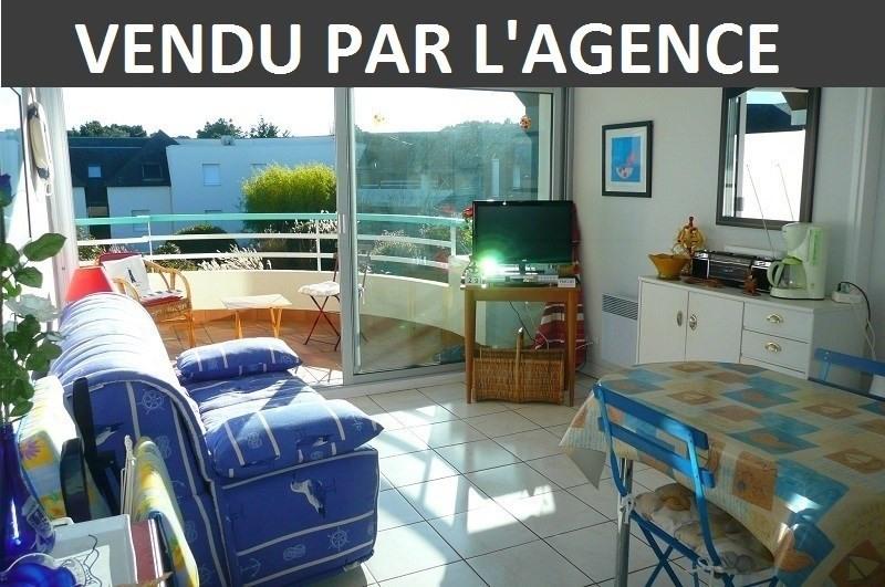 Sale apartment Carnac 124900€ - Picture 1