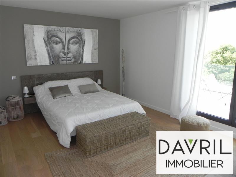 Revenda residencial de prestígio casa Andresy 1470000€ - Fotografia 7