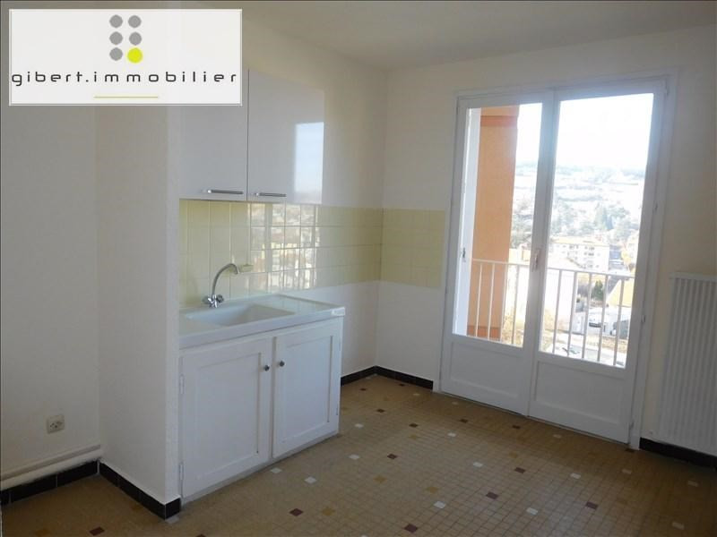 Location appartement Le puy en velay 615,75€ CC - Photo 1