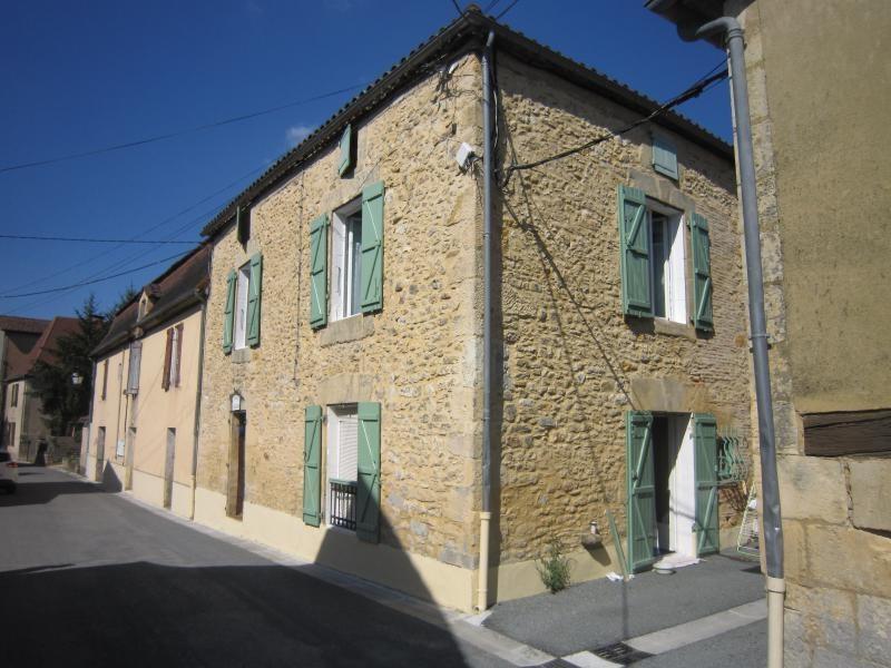 Sale house / villa Siorac en perigord 91800€ - Picture 1