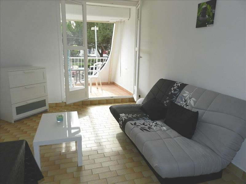 Vente appartement La grande motte 109000€ - Photo 1
