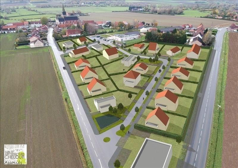 Vente terrain Boeseghem 87000€ - Photo 3