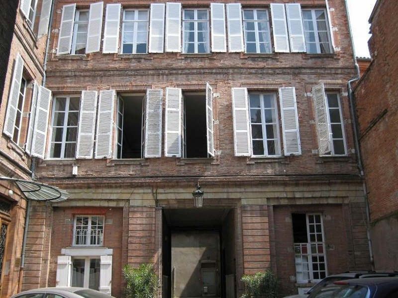 Rental apartment Toulouse 1 254€ CC - Picture 1