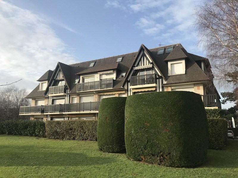 Verkoop  appartement Deauville 180000€ - Foto 1