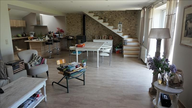 Sale house / villa Breval 320 000€ - Picture 2