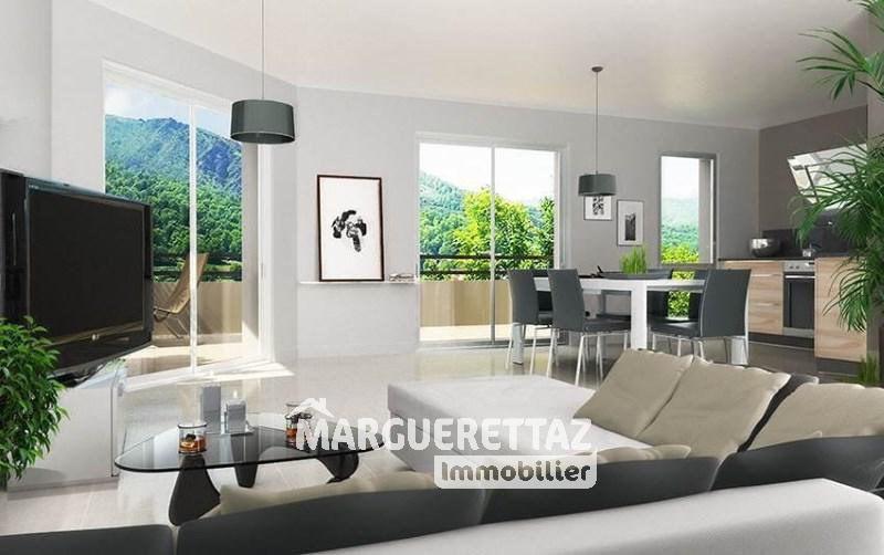 Vente appartement Amancy 262000€ - Photo 7