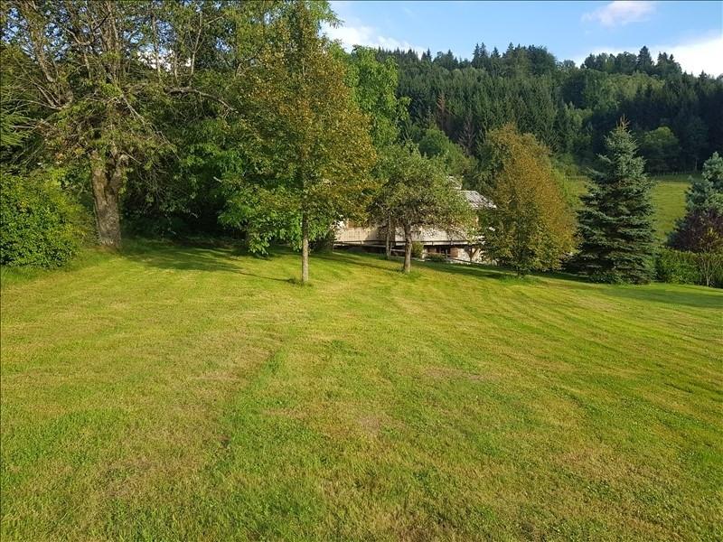 Vente terrain Chatillon sur cluses 135000€ - Photo 2