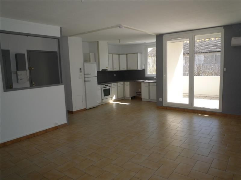 Vente appartement Charvieu chavagneux 135 000€ - Photo 1