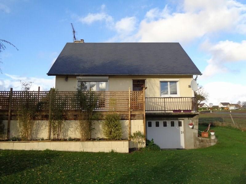 Sale house / villa Gouville sur mer 172000€ - Picture 1