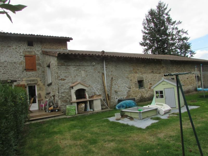 Vente maison / villa St pardoux 136000€ - Photo 1