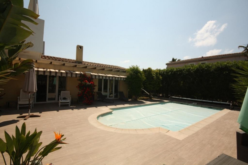 Vente maison / villa Juan les pins 960000€ - Photo 1