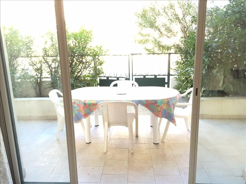 Sale apartment Le grau du roi 174000€ - Picture 1