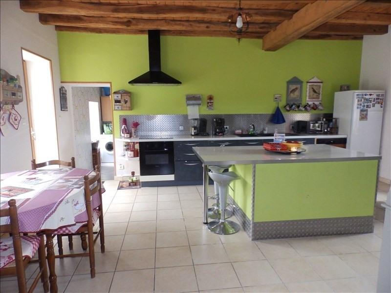 Vente maison / villa Chatel de neuvre 202000€ - Photo 3