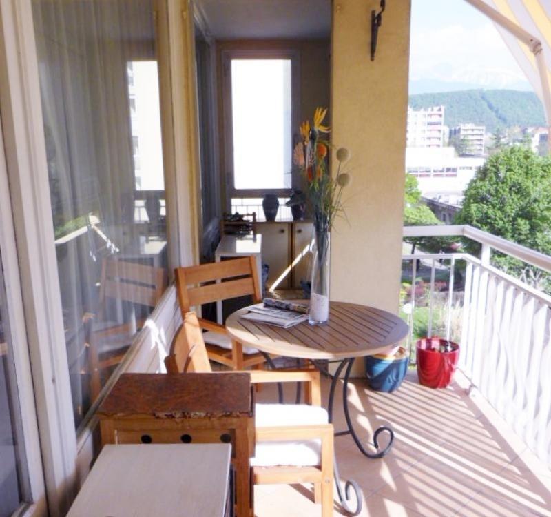 Vente appartement Le pont de claix 179000€ - Photo 1