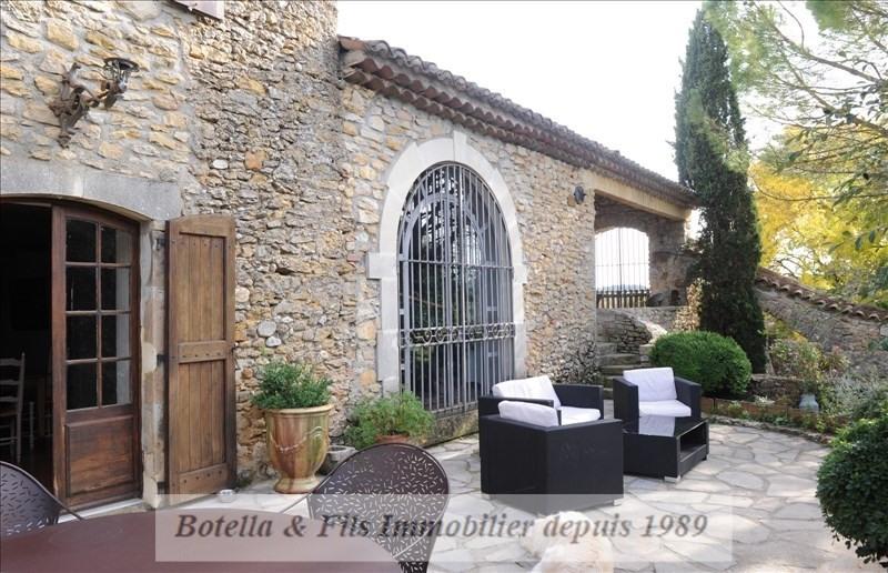 Immobile residenziali di prestigio casa Lussan 1092000€ - Fotografia 15