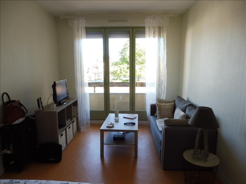 Location appartement St pierre montlimart 305€ CC - Photo 1