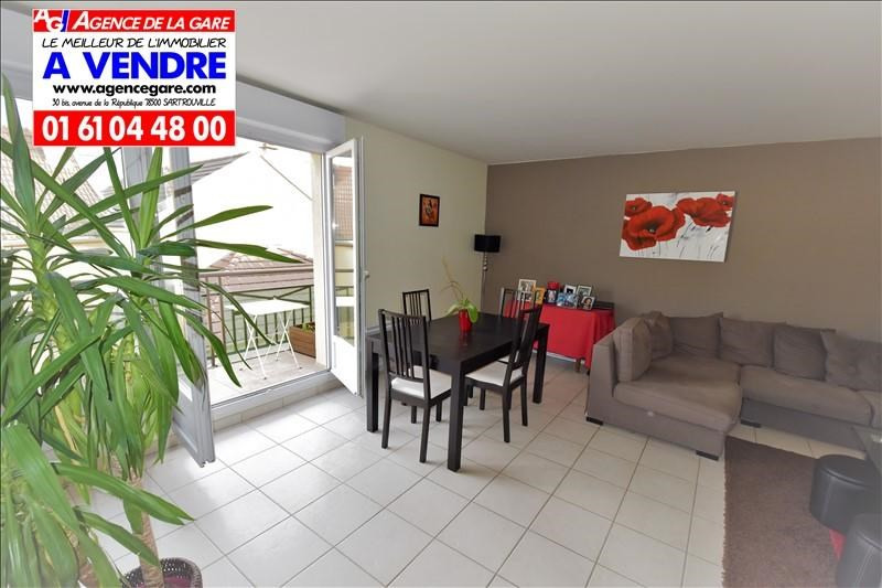 Vente appartement Sartrouville 310000€ - Photo 2