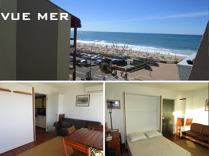 Vacation rental apartment Lacanau ocean 257€ - Picture 1