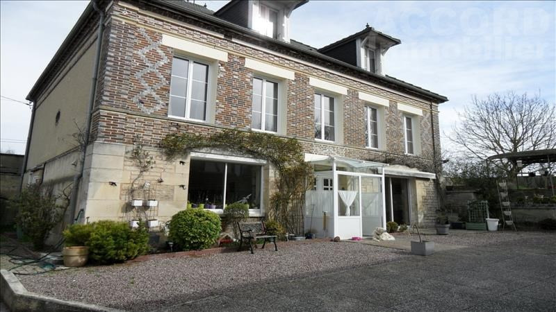 Sale house / villa Rilly saint syre 303000€ - Picture 1