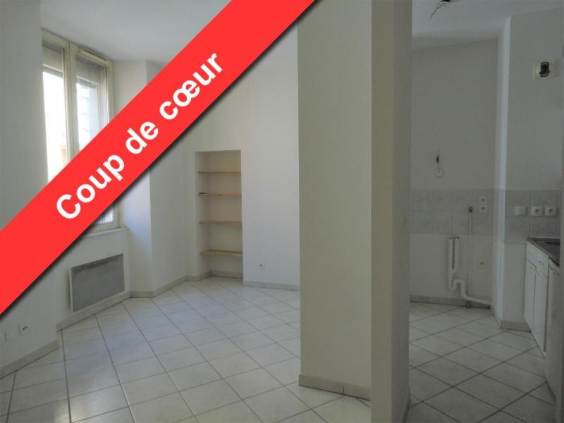 Location appartement Grenoble 470€ CC - Photo 1