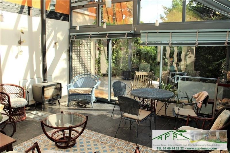 Sale house / villa Draveil 462800€ - Picture 3