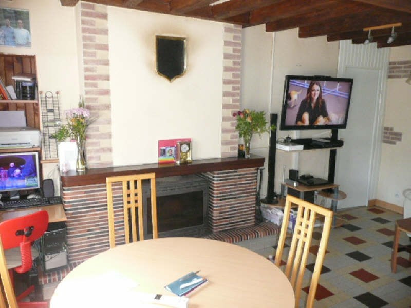 Sale house / villa Menetreol sur sauldre 80000€ - Picture 2