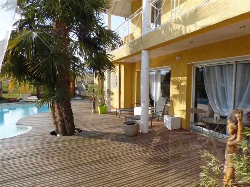 Vente de prestige maison / villa Sonnaz 718000€ - Photo 8