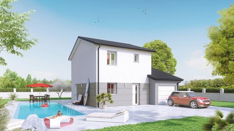 Maison  4 pièces + Terrain 603 m² Pechbonnieu par Villas JB LUNION