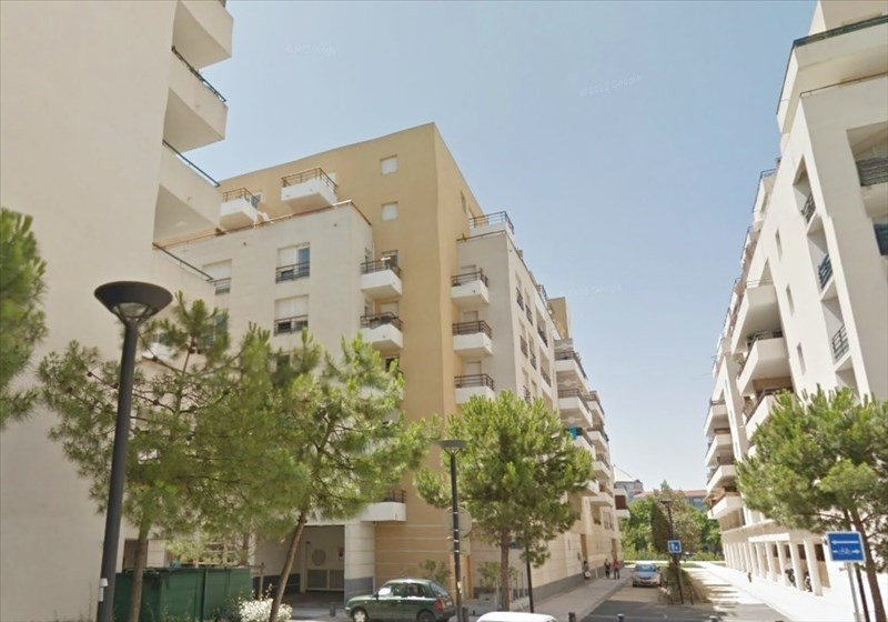 Rental apartment Montpellier 447€ CC - Picture 1