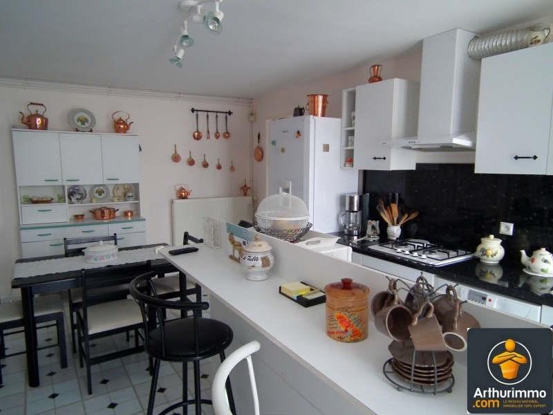 Sale house / villa Matha 159000€ - Picture 4
