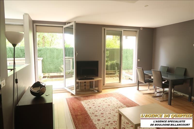 Vente appartement Boulogne billancourt 710000€ - Photo 2