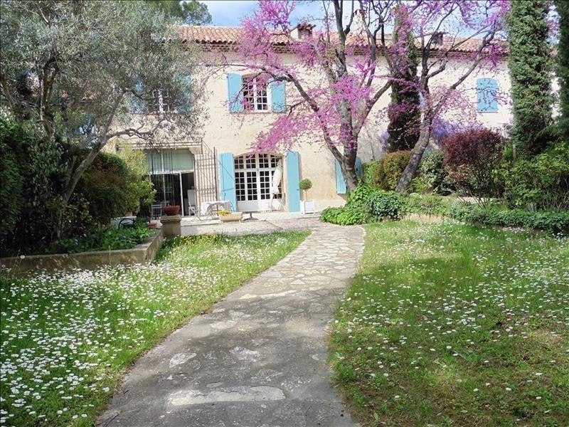 Vente de prestige maison / villa Aix en provence 788000€ - Photo 1