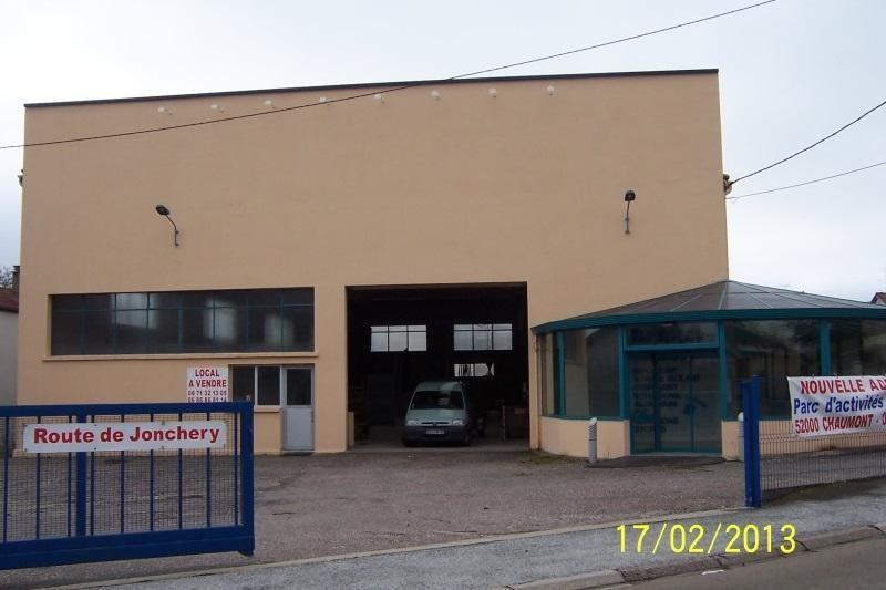 Vente Local d'activités / Entrepôt Chaumont 0