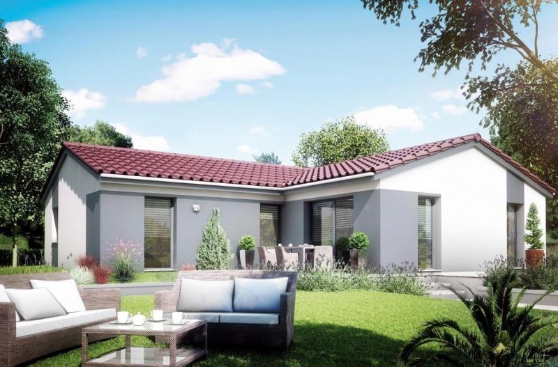 Maison  4 pièces + Terrain 613 m² Bourg-Lã¨s-Valence par MAISONS LIBERTE (SAS)
