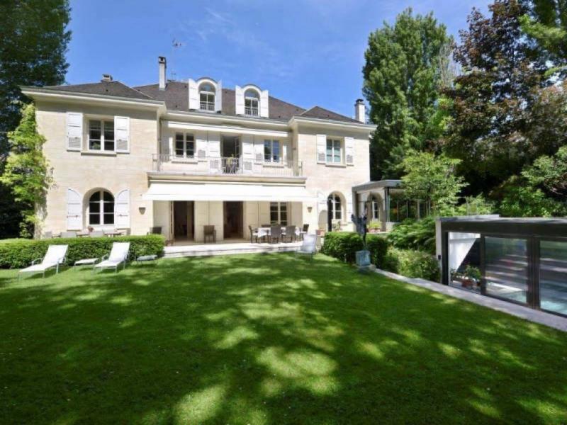 Immobile residenziali di prestigio casa Neuilly-sur-seine 16500000€ - Fotografia 1
