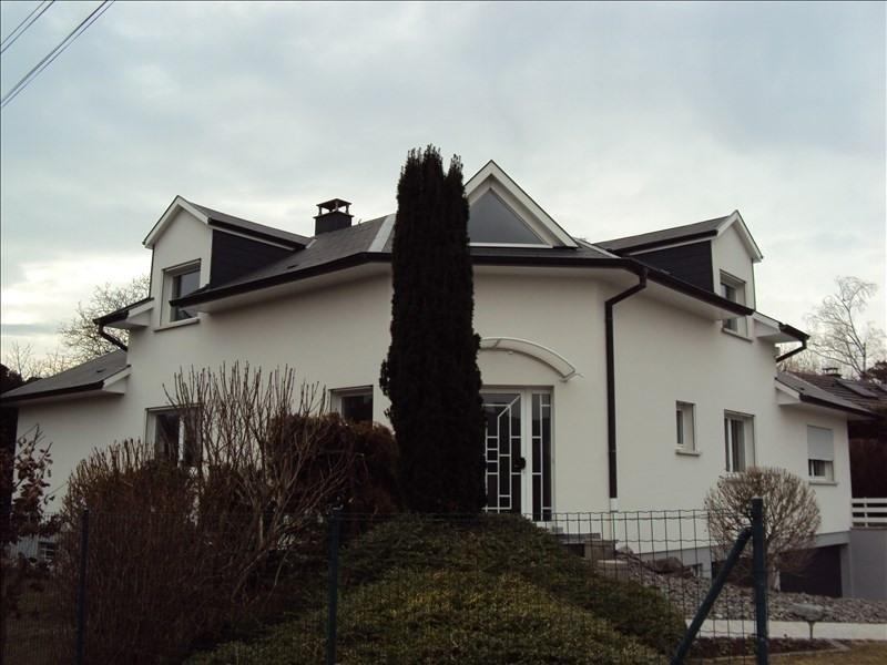 Deluxe sale house / villa Riedisheim 720000€ - Picture 1