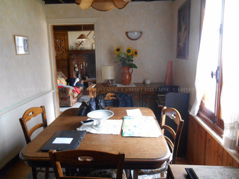Sale house / villa Francastel 112000€ - Picture 4