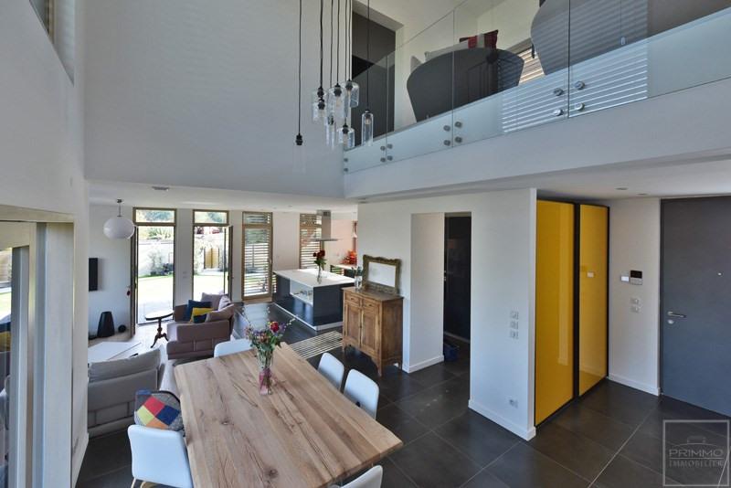 Deluxe sale house / villa Saint germain au mont d'or 705000€ - Picture 2