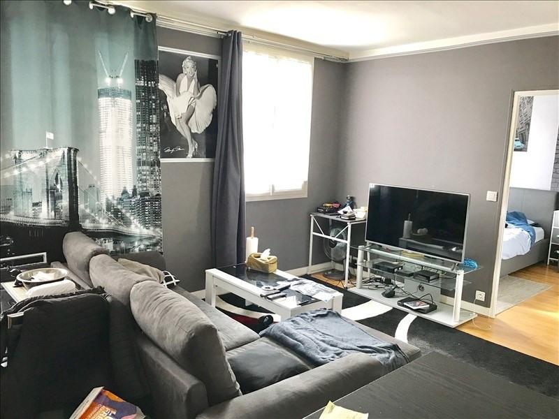 Rental apartment Boulogne billancourt 1042€ CC - Picture 1